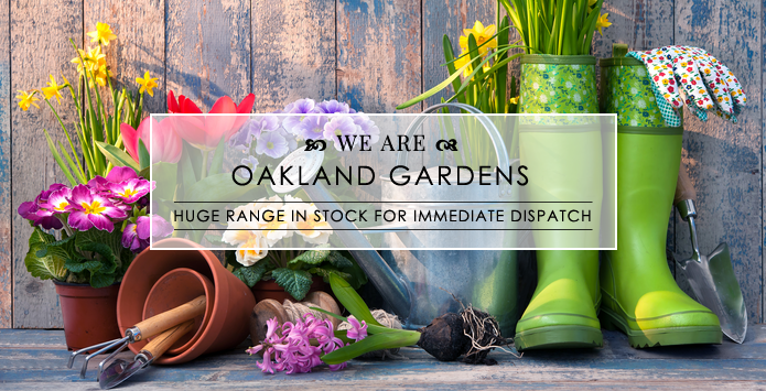 Banner for we are Oakland Gardens
